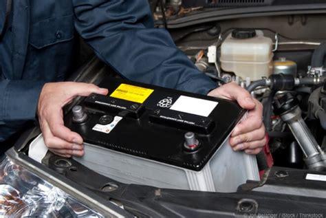 battery change dg changing automotive steps
