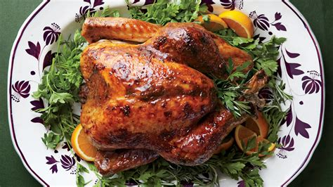 turkey recipes turkey with brown sugar glaze recipe dishmaps