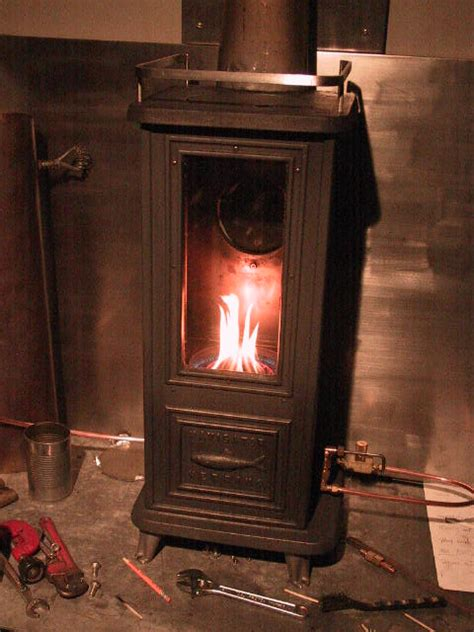 Boat Fireplace by Stove History