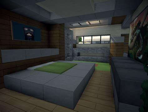 Minecraft Bedroom Design Ideas by Modern Villa Minecraft Project