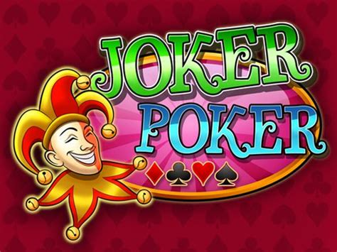 Play Joker Poker Online  Table & Card Games