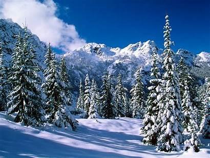 Winter Background Wallpapers Pc Desktop Backgrounds Snow