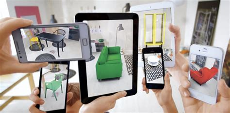 ikea  apple  joining forces  creating augmented