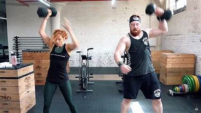 Wwe Workout Superstars Workouts Training Warrior