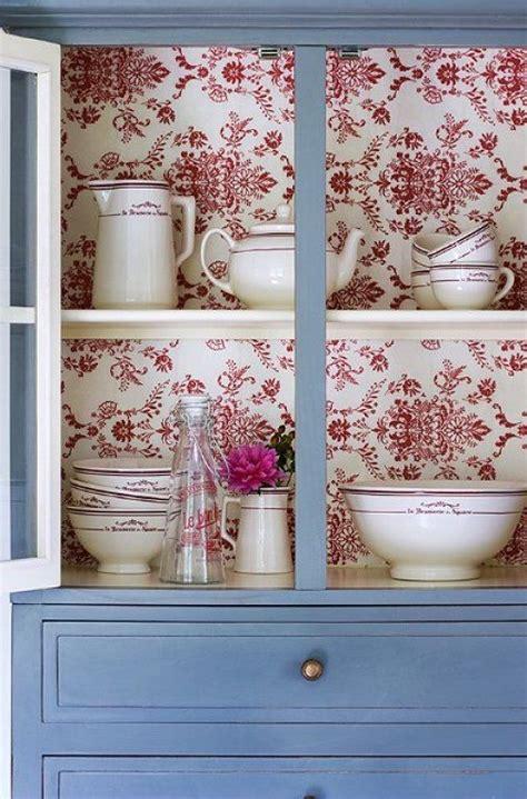 ideas  actualizar muebles  papel pintado tienda