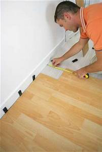 comment poser un parquet flottant With comment installer du parquet flottant