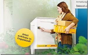 Dhl Paket In Filiale Abholen Am Selben Tag : onlineshopping boomt dhl testet paketkasten ~ Orissabook.com Haus und Dekorationen