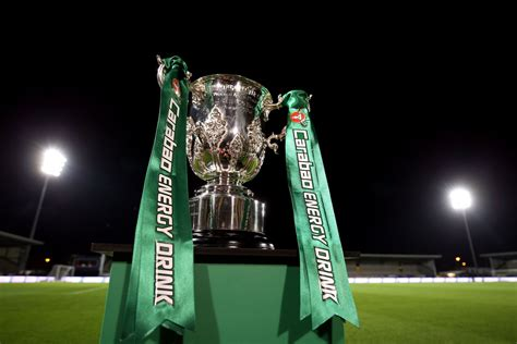 Carabao Cup fifth round draw: Live stream, start time and ...