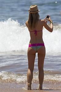 Paige, Butcher, In, Bikini, At, A, Beach, In, Maui, U2013, Hawtcelebs