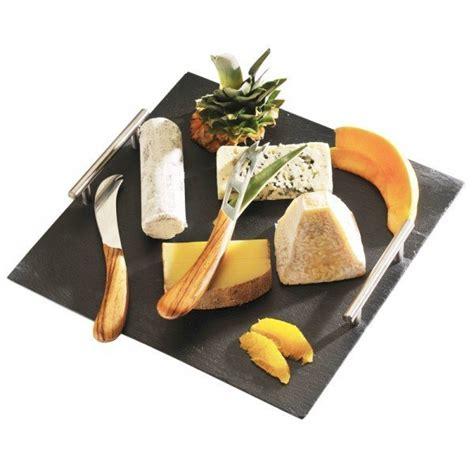 plateau cuisine design plateau à fromage ardoise lebrun maspatule com