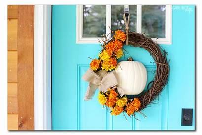 Fall Wreath Craft Bigdiyideas Diy Projects