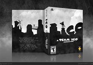 ICO PlayStation 3 Box Art Cover by hesit8