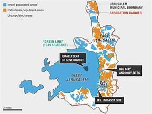 Understanding The Map Of Jerusalem