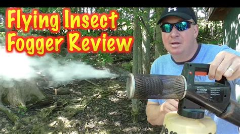 Backyard Mosquito Reviews by Burgess Outdoor Propane Insect Fogger Review To