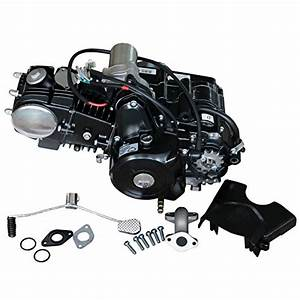 Dongfang 125cc 4 Stroke Auto W  Reverse Engine Motor For