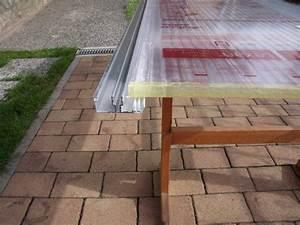 terrassenuberdachung selber bauen schritt fur schritt With französischer balkon mit garten bewässerung eigenbau