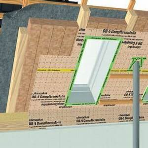 Dachdämmung Von Innen : aufbau einer dachd mmung am steildach von innen der ~ Articles-book.com Haus und Dekorationen