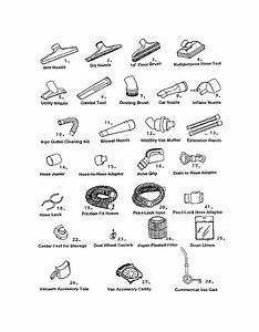 Craftsman Wet  Dry Vac Parts