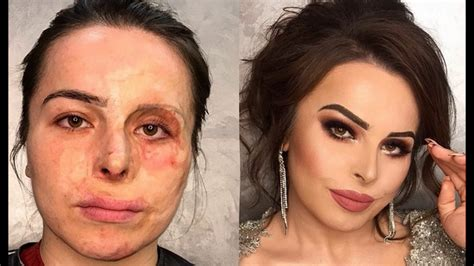 До и после макияжа — ВКонтакте