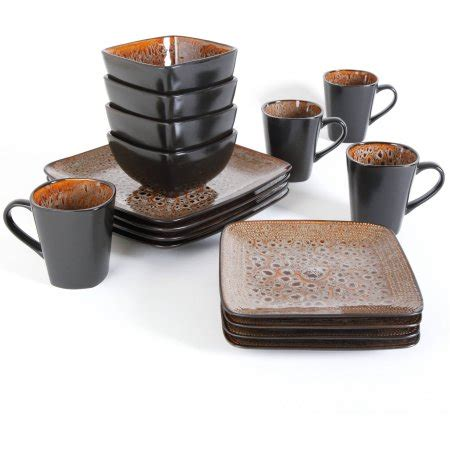 Better Homes And Gardens Discontinued Dinnerware better homes and gardens atlas 16 dinnerware set