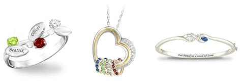 personalized mothers day jewelry  bradford exchange
