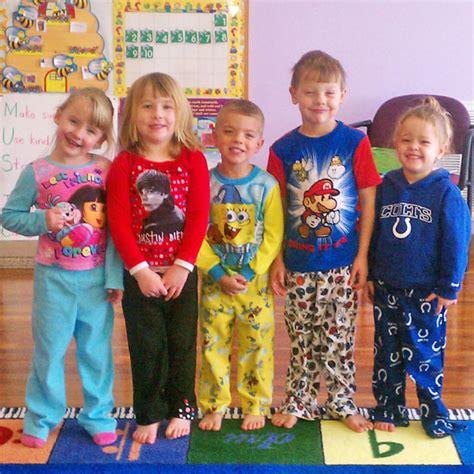 of harmony preschool 455 | pajama theme