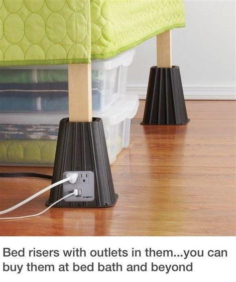 17 best images about bed riser on pinterest extra