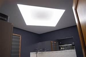 Eclairage Led Salle De Bain : deco led eclairage id es d co pour les salles de bains ~ Edinachiropracticcenter.com Idées de Décoration