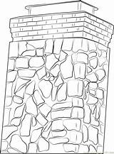 Chimney Sweep Coloring Pages Coloringpages101 sketch template