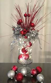 christmas vases ideas  pinterest diy