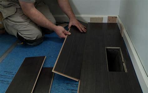 How To Install Laminate Flooring Buildipedia
