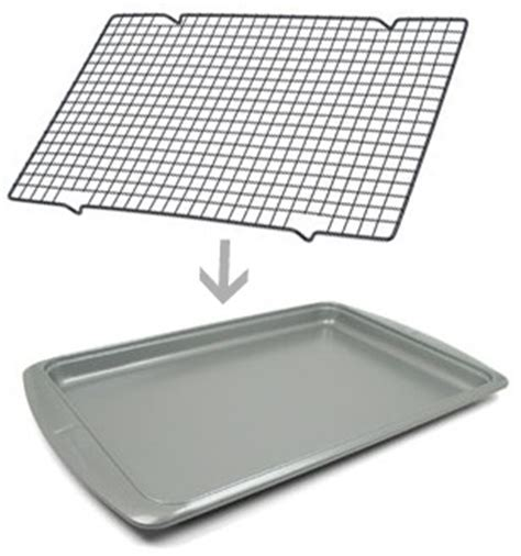 baking sheet with wire rack crispy baked shrimp wontons recipe peas and crayons