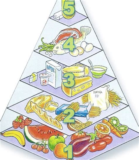 nuova piramide alimentare italiana nuova piramide alimentare dietaland