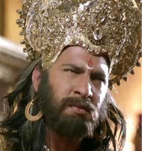 mahabharat  tv series characters
