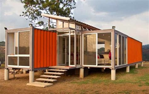 shipping container homes cost metal