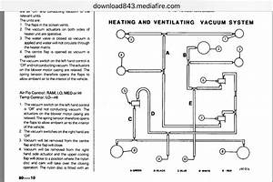 Xj6 Series 2 Heater Vent Vacuum Line Diagram