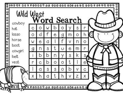 crush letters word search themes answers and cheats 112 best images about west activities on 12206