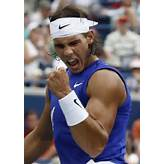 Rafael Nadal Screaming with the Passion!