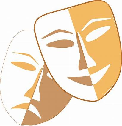 Clipart Theatre Drama Theater Transparent Community Behind