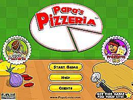 jeux de cuisine papa louie pancakeria papa s pizzeria un des jeux en ligne gratuit sur jeux jeu fr
