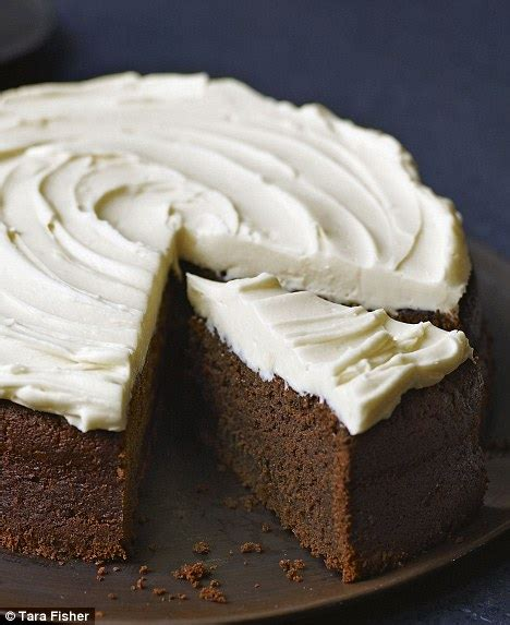 recipe chocolate stout cake  whisky frosting daily
