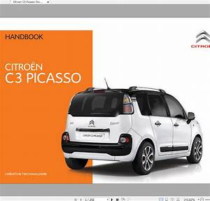 Citroen C3 Picasso 2009-2017 Workshop Manual - Homepage