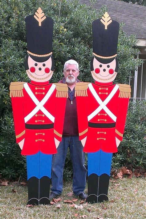 toy soldiers yard art decorations yard art custom