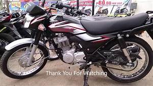 Black Honda Tmx Supremo 150 Gen 3