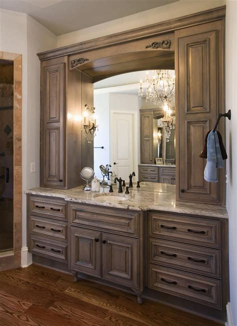 bathroom vanity storage ideas something similar but not as dramatic would be great for