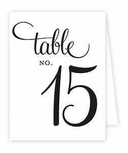 table number free template the best letter sample With table numbers for wedding reception templates