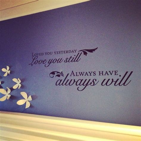 Hobby Lobby Wall Decor Sayings by Above Board In Bedroom Wall Decal From Hobby Lobby