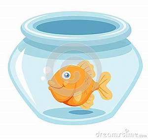 Goldfish In A Bowl Stock Images - Image: 27650644