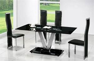 Glastische Für Wohnzimmer : glastisch f r die einrichtung ihres esszimmers pro und contra esszimmer esszimmer tisch ~ Indierocktalk.com Haus und Dekorationen