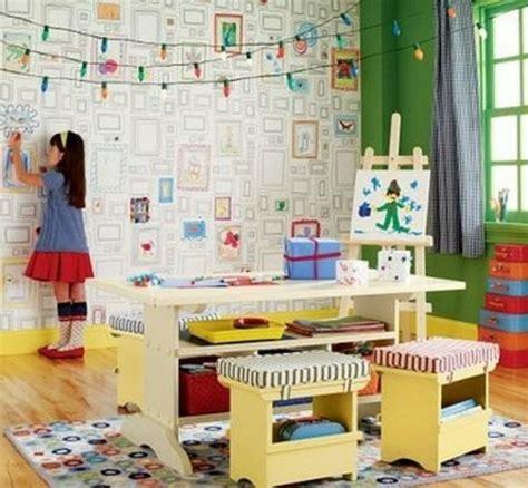 Kinderzimmer Gestalten Bunt by Kinderzimmer Streichen Lustige Farben F 252 R Eine